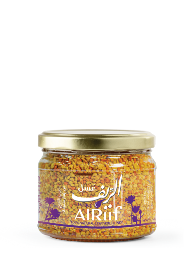 Al-riif-honey-pollen-500grs